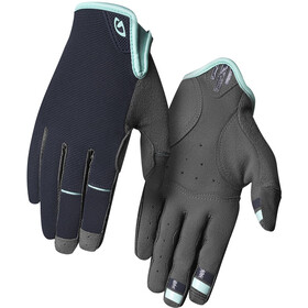 Giro LA DND Gloves Dame midnight blue/cool breeze